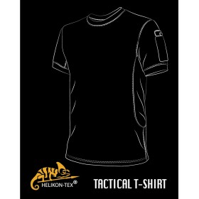 T-Shirt Tactical-TopCool-Navy Blue