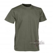 T-shirt  oliv green