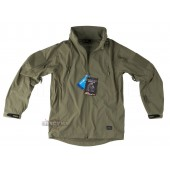 Kurtka Helikon SoftShell Jacket Trooper Oliv Green