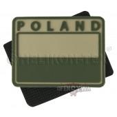 Flagi PL kpl.2 szt.PVC beż Poland